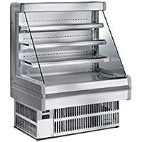 Vitrina refrigerada de pared libre servicio – 4 niveles – Virtus 1500 mm