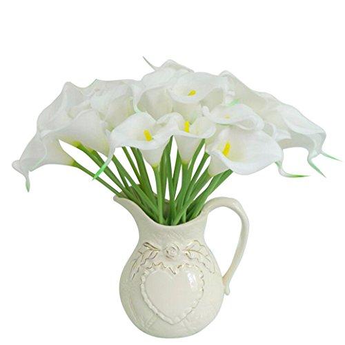 livecity-10pcs-home-wedding-decor-artificial-latex-calla-flower-bouquet