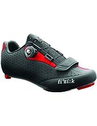 Fizik Shoes R5B UOMO BLACK-RED