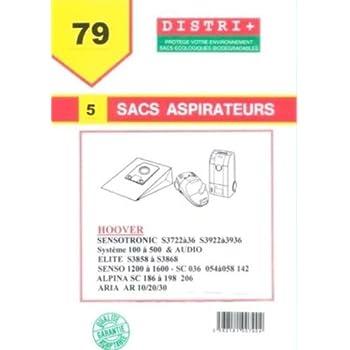 Sac aspirateur Hoover H7 / ALPINA / ELITE / ARIA,