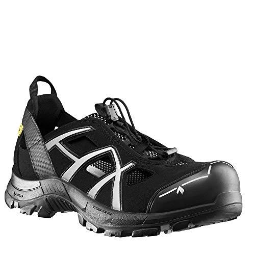 Haix Black Eagle Safety 62 Low Leichte S1P-Sandale mit seitlichen Öffnungen: Der ideale Schutz im Sommer. 42