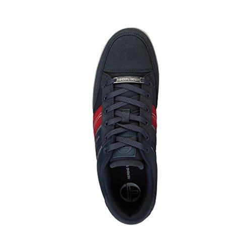 Sergio Tacchini SREMO_ST627210 Sneakers Uomo Blu/Rosso