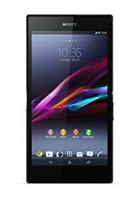 Sony Xperia Z Ultra Smartphone, Display 6.4 pollici, Fotocamera 8 Megapixel, Processore Quad Core Snapdragon 800, 2GB RAM, Android 4.2, Nero [Germania]