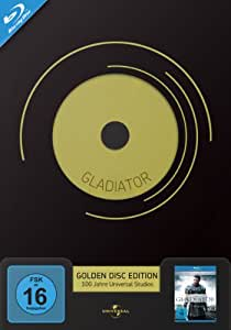 Gladiator Golden Disc Edition [Blu-ray]