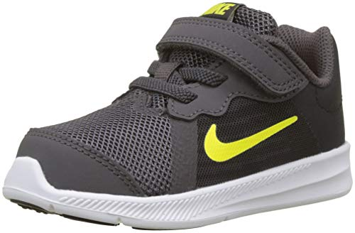 sports shoes f35e2 9a260 Nike Downshifter 8 (TDV), Scarpe Running Bambino, Multicolore (Thunder  Dynamic Yellow
