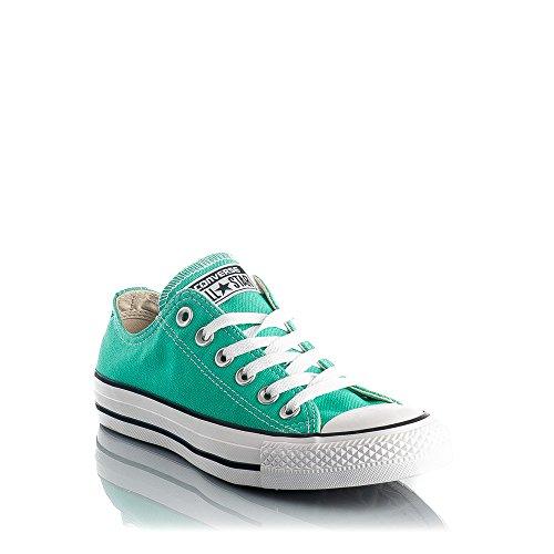 Converse Ctas Ox, Sneakers Homme Vert (Menta)