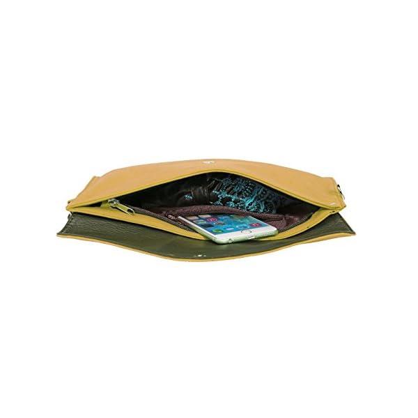 41rEsJWoR%2BL. SS600  - jieway - bolso de mano para mujer, de ante sintético, con correa en bandolera