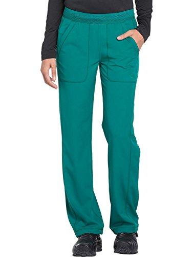 Hunter Scrubs (Dickies Dynamix by Women's Mesh Waistband Convertible Leg Scrub Pant X-Large Hunter Green)