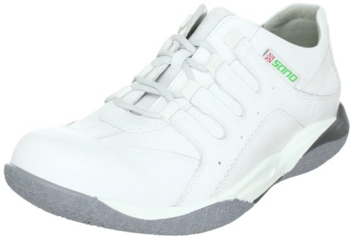 Mephisto Sano Actor White Leather Rolling Shoes for Men (11 UK) ddf8fd6380a