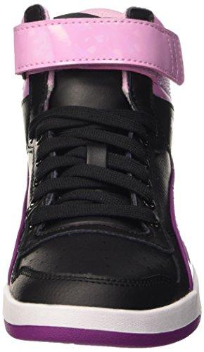 Puma Liza Mid Dazz Jr Sneaker Nero/Pastel Lavender
