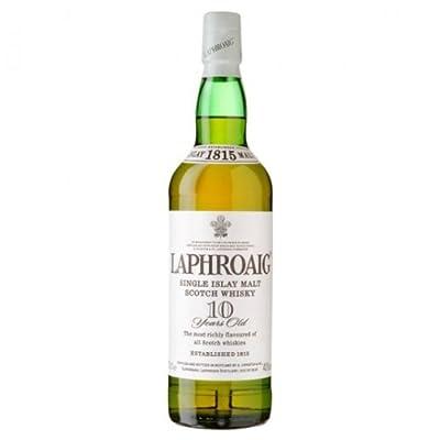 70cl Laphroaig 10 Year Old Single Malt Whisky (Case of 6)