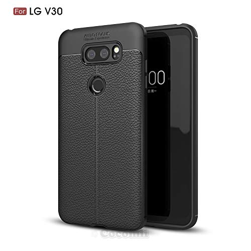 LG/V30 V30 + Plus/V30s, U.Black (Dragon Ball Z Phone Case Lg G3)