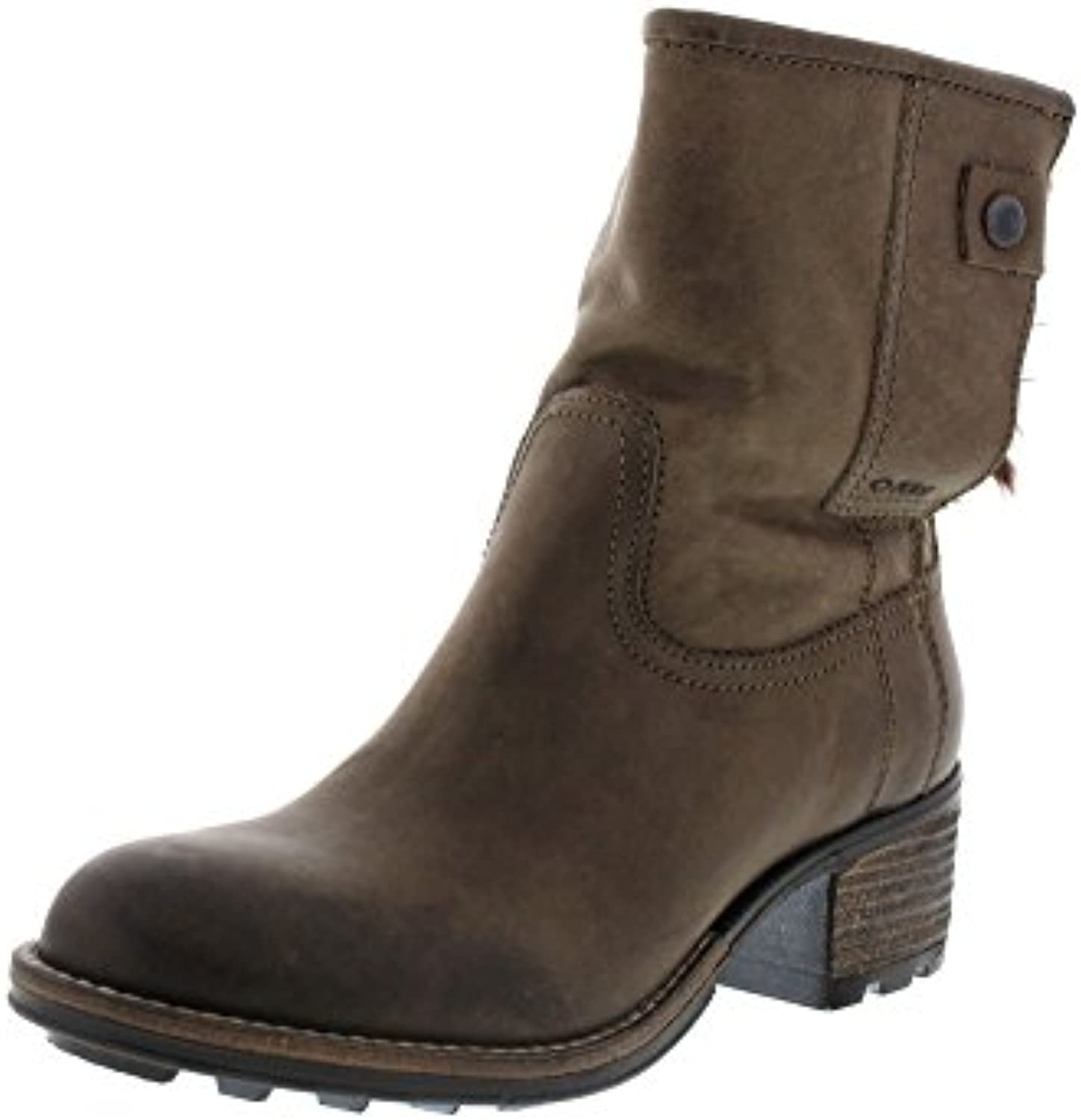 PLDM by Palladium Coventry Cml W - Botas Estilo Motero Mujer
