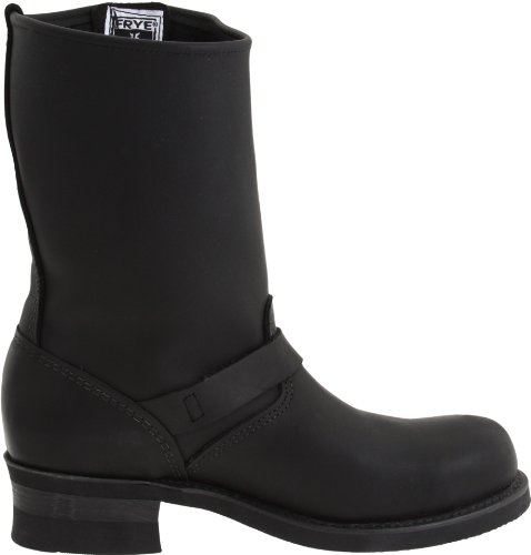 Frye Engineer 12R 87431blk12, Stivaletti uomo Nero (Black)