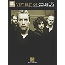 Very Best of Coldplay Easy Guitar 2nd Edition