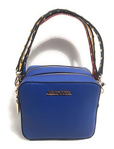 ermanno-scervino-sac-main-pour-femme-bleu-bleu