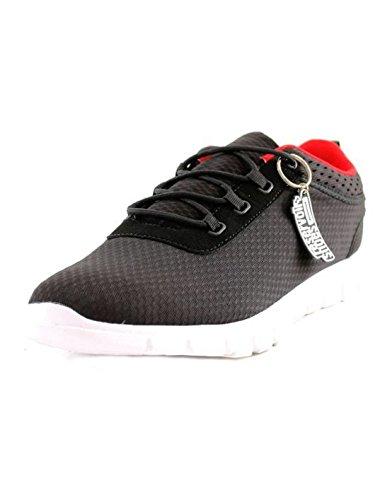 Reservoir Shoes - Basket légère homme Reservoir Shoes Dario Noir Noir