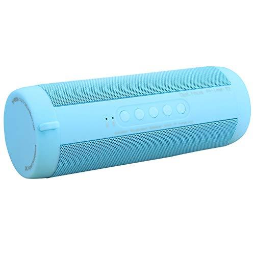 Zhao Li Lautsprecher Bluetooth-Lautsprecher - Outdoor Portable Wireless Subwoofer Radfahren Fahrrad Audio Mini Multi Farbe Optional klingen (Color : A)