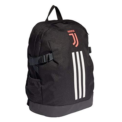 adidas Juve Tw, Backpacks Uomo, Black/White/Turbo, Taglia Unica