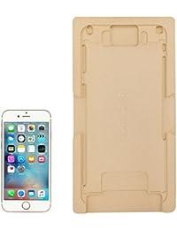 Kits de reparación 6s para el iPhone Plus de aleación de aluminio de la pantalla LCD quitar el adhesivo de moldes