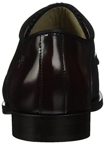 Marc O'Polo Lace Up Shoe 70714153401112, Scarpe Stringate Donna Rot (Bordo)