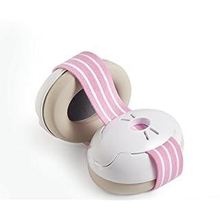 Alpine Muffy Baby Pink - Kapselgehörschutzer für Babys und Kleinkinder