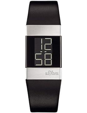 s.Oliver Damen-Armbanduhr SO-1125-LD