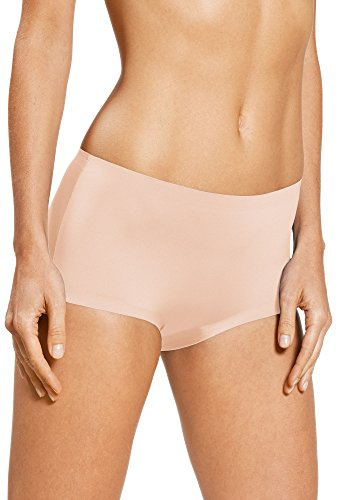 Mey Fashion Illusion Damen Panties Farbe:-Cream Tan Gr:-42 - Tan-farbton