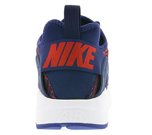 Nike W Air Huarache Run Ultra Kjcrd, Chaussures de Sport Femme Bleu - Azul (Loyal Blue / University Red)