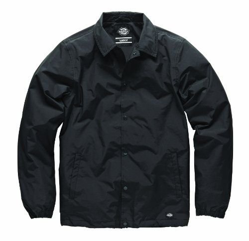 Dickies - Torrance, Giacca Uomo, Nero (Black), Large (Taglia Produttore: Large)