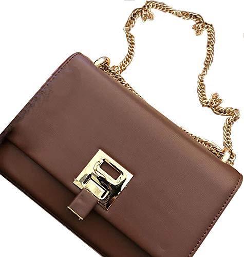 Kate Spade-strand-tasche (Umhängetasche - Chain Bag Europa und Amerika Umhängetasche Caramel Brown)