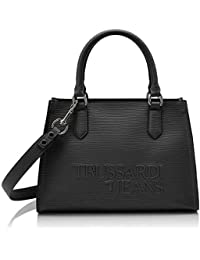 9677cc4a36 Trussardi Jeans T-Tote High Frequency, Borsa Donna, 30x31x12 cm (W x