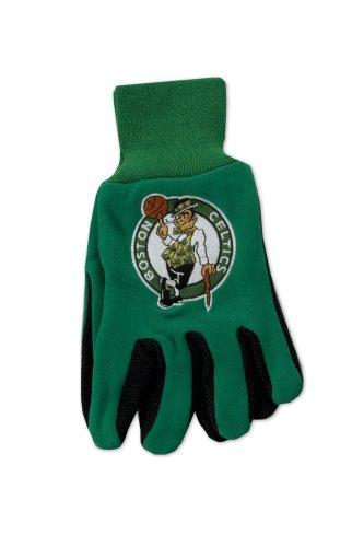 NBA Two-Tone Gloves Test