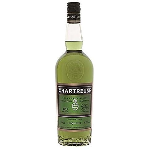 Chartreuse, Verte - Liqueur -