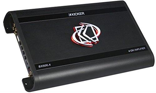 Kicker BX 500.4 - 4-Kanal Endstufe (Verstärker Kicker)