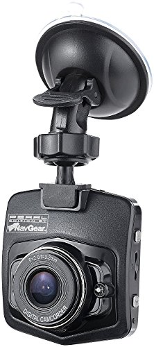 NavGear Dashcam Auto: HD-Dashcam m. G-Sensor, Bewegungserkennung,...
