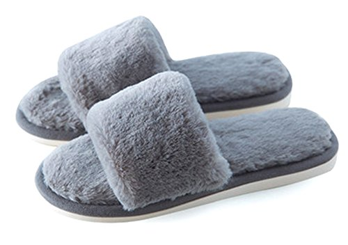 couples-families-slip-on-footwear-happy-lily-non-slip-open-toe-sandal-cozy-plush-house-slippers-indo