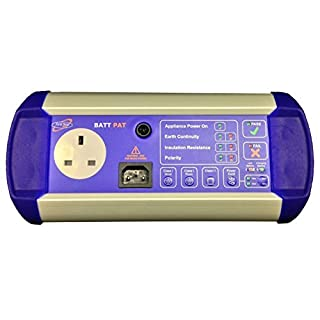 First Stop Safety BattPAT Portable Appliance Tester