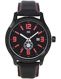 KILLER Analogue Black Dial Men's Watch - KLM129B