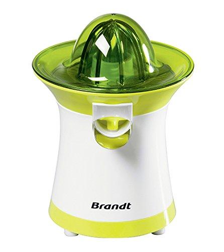 Brandt PAI40V Exprimidor, 700 W, Blanco y Verde