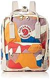 Kånken Art Mini Zaino poliestere, cotone biologico multicolore