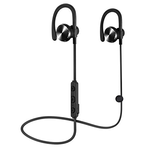 Bluetooth Auriculares coulax Bluetooth 4.1Wireless Headset auriculares...