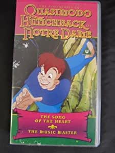 The Adventures of Quasimodo the Hunchback of Notre Dame:The Song of the Heart and The Music Master
