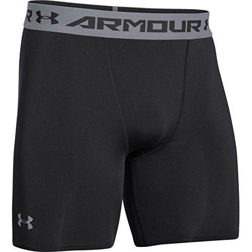 Under Armour Funktionsunterhose Ua Hg Armour Comp Short, Schwarzschwarz, Small