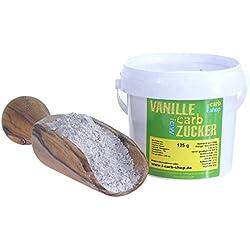 zuckerfreier Vanille -Carb Zucker aus Bourbon Vanille(125g)