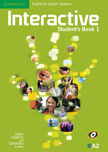 Interactive for Spanish Speakers  1 Student's Book - 9788483236215