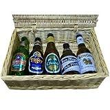 asiafoodland - Bier Geschenkpaket (Präsentkorb) 5 Flaschen 4 Länder