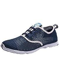 DoGeek Chaussure Aquatique Zapatos de Agua Acuático Escarpines para el Agua de Surf de Playa de