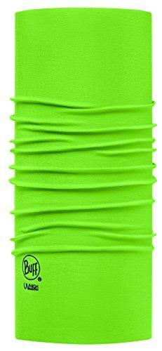 Buff HIGH UV Multifunktionstuch, Solid Greenery, One Size
