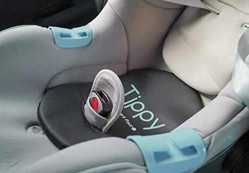 Digicom Tippy Baby car seat smart pad